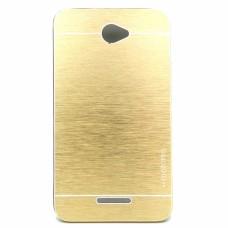 Крышка Samsung G570f (J5 Prime) Motomo (Золотая)