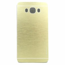 Крышка Samsung J710f (J7-2016) Motomo (Золотая)
