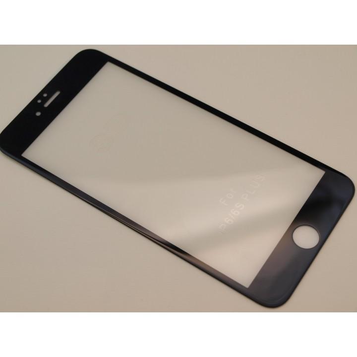 Защитное стекло Apple iPhone 7+ 3D (Черное)