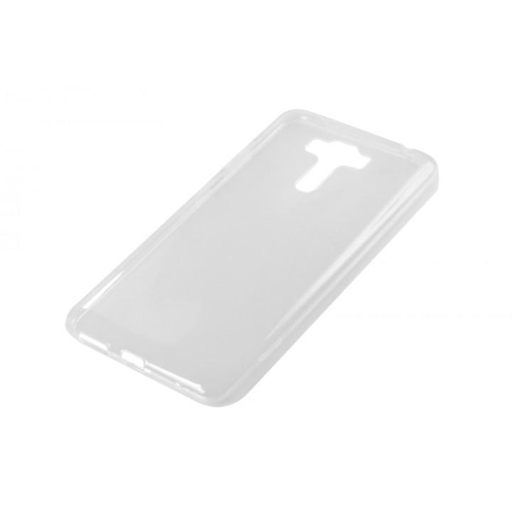 Крышка Asus Zenfone 3 Laser (ZC551KL) Силиконовая (Прозрачная)