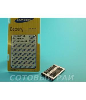 Аккумулятор Samsung AB463651BE L700 , c3332 , c3312 , S3650 (960mAh) Original