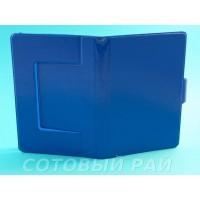Сумка для Планшета 7 дюймов (Силикон держатель с магнитом) Синяя
