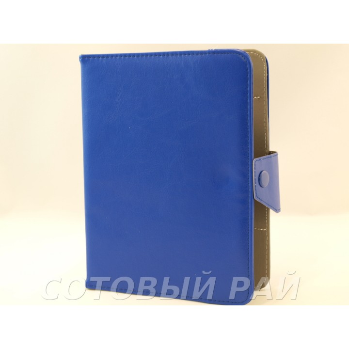Сумка для Планшета 8 дюймов (КраБы с магнитной застежкой) Синяя