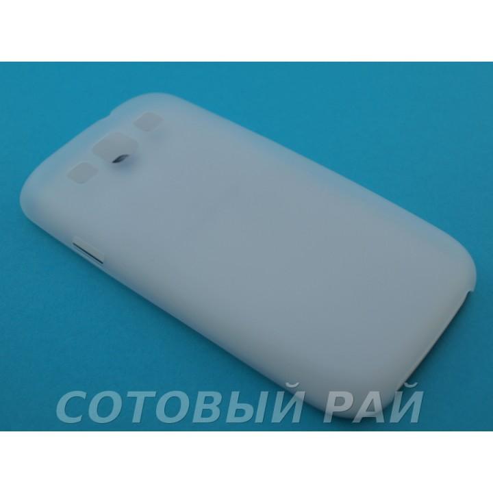 Крышка Samsung I9300 (S3) RedAngel Прозрачная