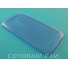 Крышка Asus Zenfone 2 Laser (ZE601KL) Just Slim (Фиолетовая)