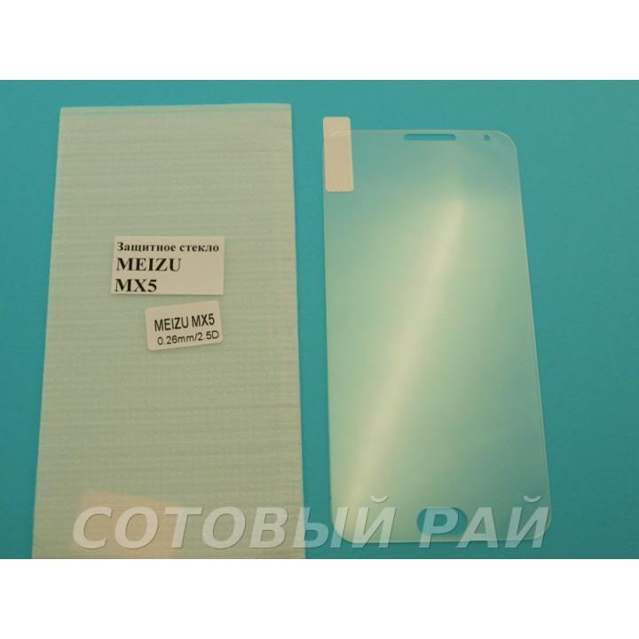 Защитное стекло Meizu MX5
