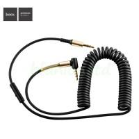 Аудио каБель 1 метр Hoco UPa02 Aux Spring Audio Cable
