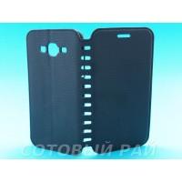 Чехол-книжка Samsung J500h (J5) COMK Бок (Черный)
