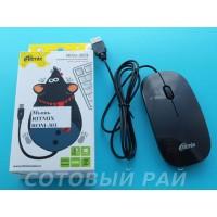 Мышь проводная Ritmix ROM-303 (1000 dpi игровая)