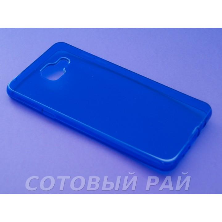 Крышка Samsung A510f (A5-2016) iBox (Синяя)