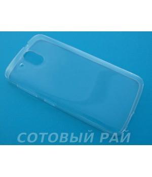 Крышка HTC Desire 526/526G+ Just Slim (Прозрачная)