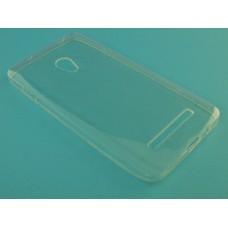 Крышка Asus Zenfone 5 (A500KL) Just Slim (Прозрачная)