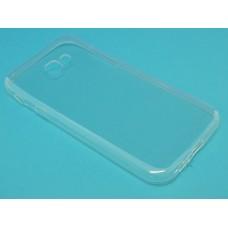 Крышка Samsung A720f (A7-2017) iBox Crystal (Прозрачная)