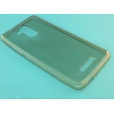 Крышка Asus Zenfone 3 Max (ZC520TL) Just Slim (Серая Глянцевая)