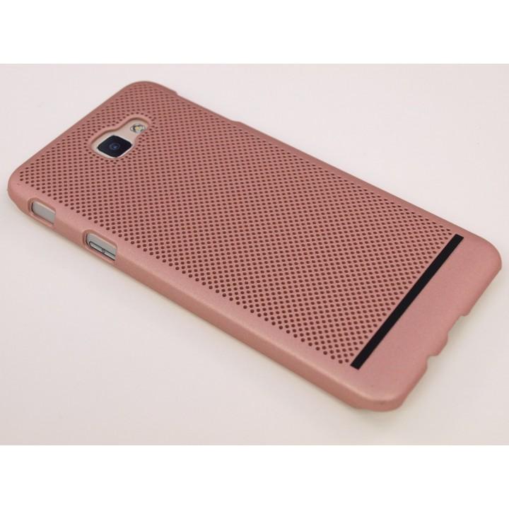 Крышка Samsung G570f (J5 Prime) Paik Сеточка (Бронза)