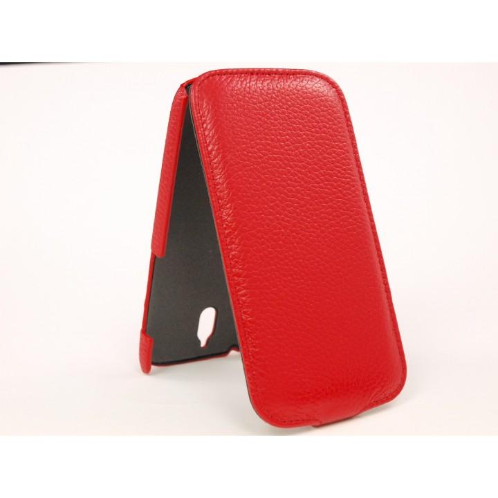 Чехол-книжка Huawei Ascend G610 Brauffen Elite (Красный)