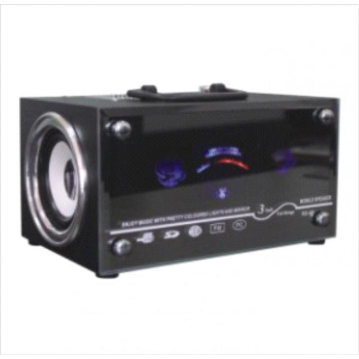 Колонка Активная RX-85 (LCD,Fm , Flash)
