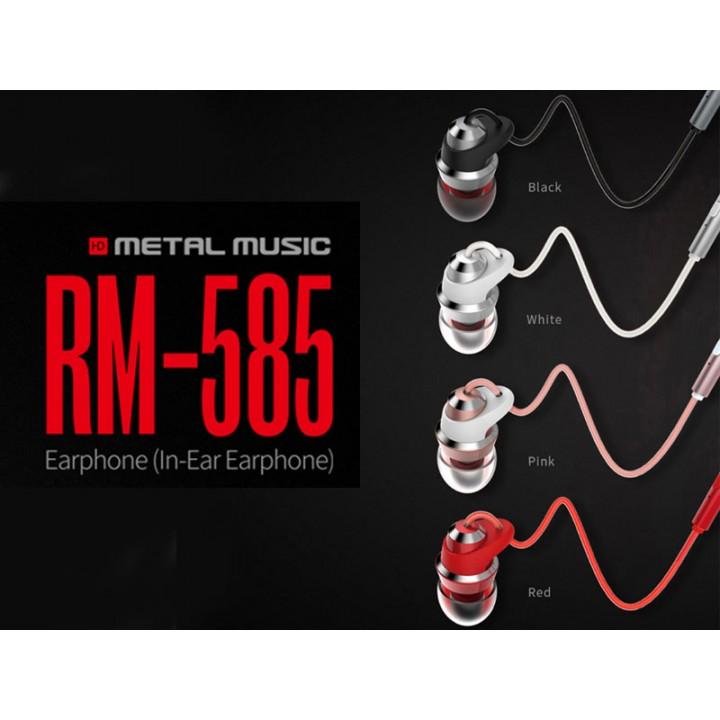 Гарнитура Remax RM-585 Metal Touching