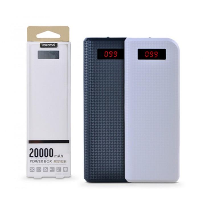 Внешний аккумулятор Remax Power Box Proda (20000 mAh)