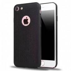 Крышка Xiaomi MI 6 Paik Сеточка (Черная)
