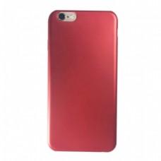 Крышка Meizu M5s Brauffen Бархатная (Красная)