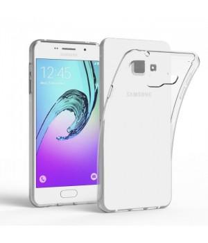 Крышка Samsung G925f (S6 Edge) Силикон Paik Thin (Прозрачная)