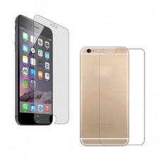 Защитное стекло Apple iPhone 6 Комплект (Перед + Зад)