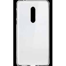 Крышка Nokia 5 Силикон Just Slim (Прозрачная)