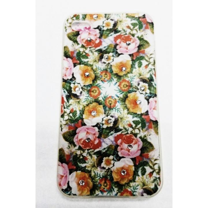 Крышка Meizu M5  Note Flower