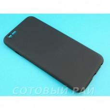 Крышка Nokia 3 Soft Touch (Черная)
