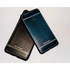 Крышка Huawei Y6 || Just Colour (Черный)