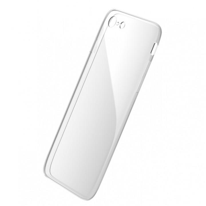Крышка Xiaomi RedMi Note 5A Силикон Just Slim (Прозрачная)