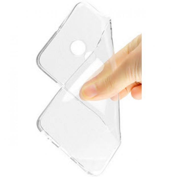 Крышка Meizu Pro 6 Silco Силикон (Прозрачная)