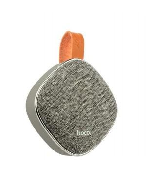 Колонка Активная Hoco BS9 Light Textile (Bluetooth, Micro SD)
