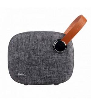 Колонка Активная Hoco BS8 Plain Textile (Bluetooth, Micro SD)