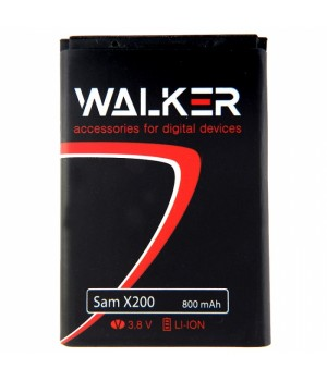 Аккумулятор Samsung AB463446BU/AB553446BU E250 , X150 , X200 , E1080 (800mAh) Walker