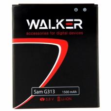 Аккумулятор Samsung B100AE S7262 , G313 , S7390 , S7272 (1500mAh) Walker
