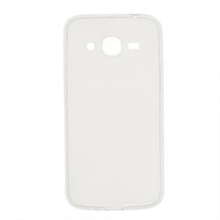 Крышка Samsung G532f (J2 Prime) Силикон Paik (Прозрачная)