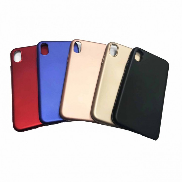 Крышка Apple iPhone 5/5S Brauffen Бархатная (Розовая)