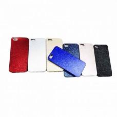 Крышка Apple iPhone 6 / 6s Силикон Матовый Мозаика (Золотой)