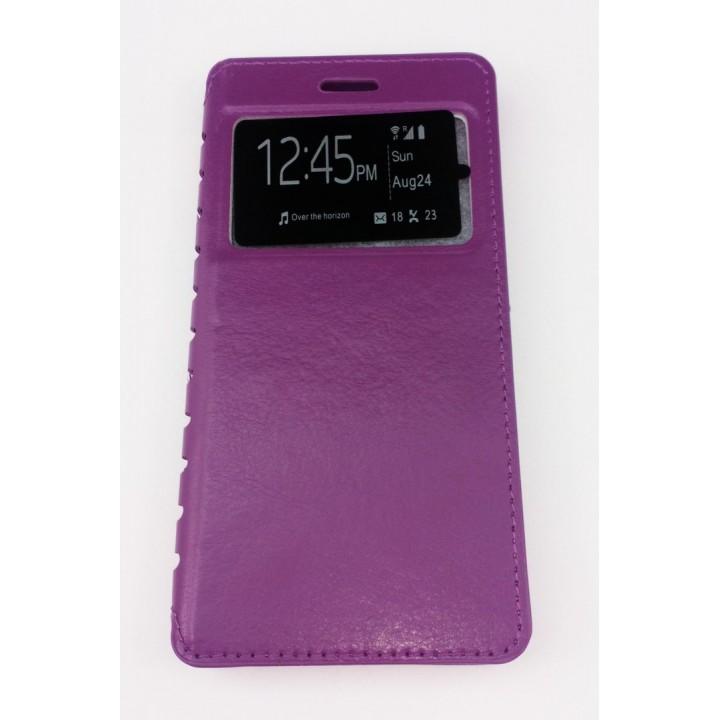 Чехол-книжка Xiaomi Mi5X Comk Бок (Фиолетовый)