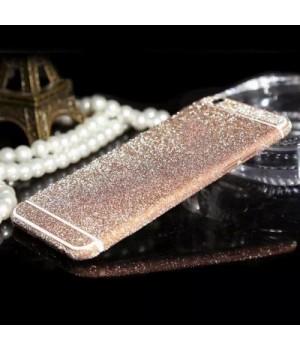 Наклейка Meizu M3s Алмазный Блеск на 2 стороны