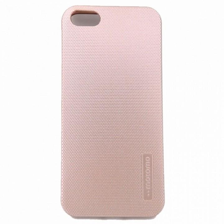 Крышка Nokia 3 Motomo Силикон (Розовая)