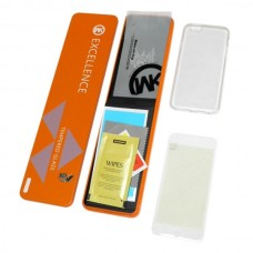 Защитное стекло Apple iPhone 8 WK 3D Excellence (Белое)