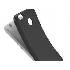 Крышка Xiaomi RedMi 4X Силикон Матовый