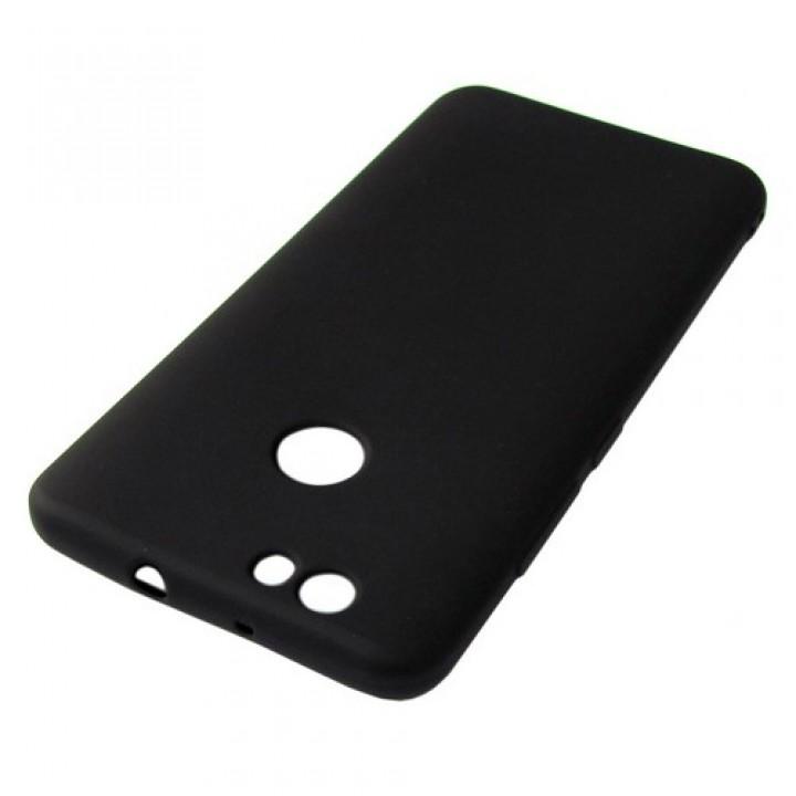 Крышка Huawei Nova Paik Матовый (Черный)