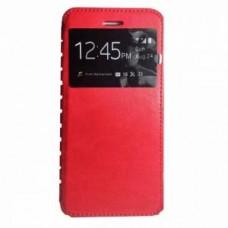 Чехол-книжка Xiaomi RedMi 4X Comk Бок (Красный)