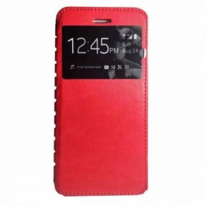 Чехол-книжка Samsung G950f (Galaxy S8) COMK Бок (Красный)