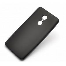 Крышка Xiaomi RedMi 5 Paik силикон матовый