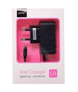 Сетевое Зарядное Устройство Activ Apple iPhone 5 (1A)